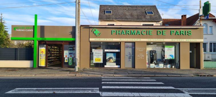 Pharmacie de Paris,Bourges
