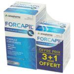Acheter Forcapil Gélules croissance vitalité cheveux ongles B/180+60 à Bourges
