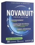 Acheter Novanuit Triple Action Comprimés B/30 à Bourges