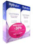 Acheter Hydralin Quotidien Gel lavant usage intime 2*200ml à Bourges