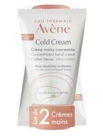 Avène Eau Thermale Cold Cream Duo Crème Mains 2x50ml à Bourges