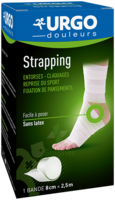 Urgo Strapping 8cm X 2,5m à Bourges