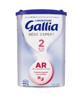 Gallia Bebe Expert Ar 2 Lait En Poudre B/800g à Bourges