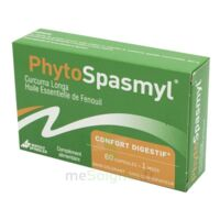 Phytospasmyl Caps B/60 à Bourges