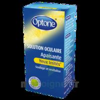 Optone Solution Oculaire Rafraîchissante Yeux Irrités Fl/10ml à Bourges