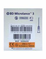 Bd Microlance 3, G25 5/8, 0,5 Mm X 16 Mm, Orange  à Bourges