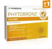 Phytobronz Solaire Caps Tous Types De Peaux 2b/30 à Bourges