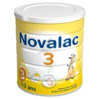 Novalac 3 Lait De Croissance B/800g à Bourges