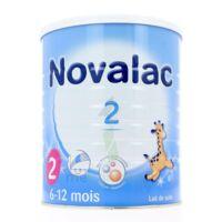 Novalac 2 Lait En Poudre 2ème âge B/800g* à Bourges