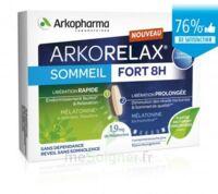 Arkorelax Sommeil Fort 8h Comprimés B/15 à Bourges