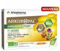 Arkoroyal Immunité Fort Solution Buvable 20 Ampoules/10ml à Bourges