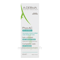Aderma Phys'ac Global Soin Imperfection Sévères 40ml à Bourges