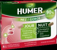 Humer Nez/gorge Jour&nuit 15 Comprimés à Bourges