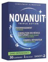 Novanuit Triple Action Comprimés B/30 à Bourges