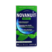 Novanuit Phyto+ Comprimés B/30 à Bourges