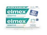Elmex Sensitive Dentifrice, Tube 75 Ml, Pack 2 à Bourges