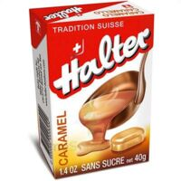 Halter Bonbons Sans Sucre Caramel à Bourges