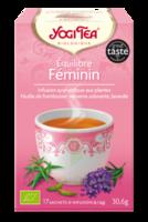 Yogi Tea Equilibre Feminin à Bourges