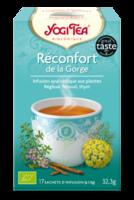 Yogi Tea Reconfort De La Gorge à Bourges