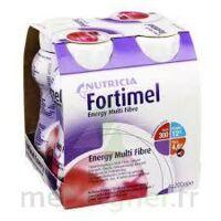 Fortimel Energy Multi Fibre, 200 Ml, Pack 4 à Bourges
