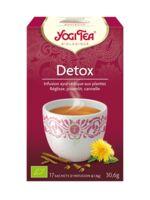 Yogi Tea Detox à Bourges