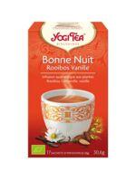 Yogi Tea Bonne Nuit Rooibos Vanille à Bourges