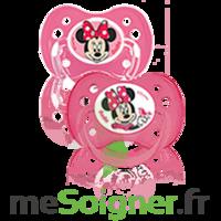 Dodie Disney Sucette Anatomique Silicone +6mois Minnie Lot/2 à Bourges