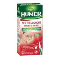 Humer Nez Très Bouché, Sinusite, Rhume à Bourges
