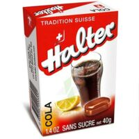 Halter Bonbon Sans Sucre Cola B/40g à Bourges