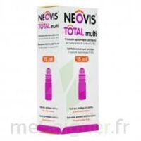 Neovis Total Multi S Ophtalmique Lubrifiante Pour Instillation Oculaire Fl/15ml à Bourges