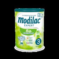 Modilac Expert Bio 3 Lait Poudre B/800g à Bourges