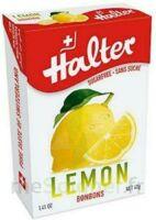 Halter Sans Sucre Bonbon Citron B/40g à Bourges