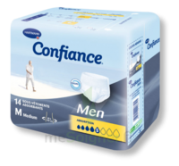 Confiance Men Slip Absorbant Jetable Absorption 5 Gouttes Medium Sachet/8 à Bourges
