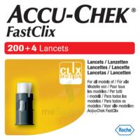 Accu-chek Fastclix Lancettes B/204 à Bourges