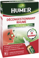 Humer Décongestionnant Rhume Spray Nasal 20ml à Bourges