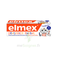 Elmex Enfant Pâte Dentifrice Dent De Lait 50ml à Bourges