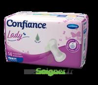 Acheter Confiance Lady Protection anatomique incontinence 4 gouttes Sachet/14 à Bourges